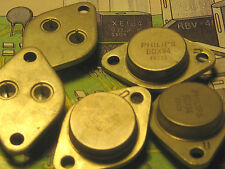 "BDX94 NPN SI POWER TRANSISTOR ""cutted pin"" 80V 8A  90W  TO-3 PH. 1pcs"