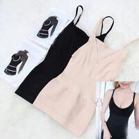 Women Slimming Shapewear Vest Tummy Control Corset Body Shaper Slip Tops Beauty