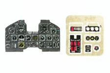 P-47 D LATE PHOTOETCHED, 3D, COLORED INSTRUMENT PANEL #3241 1/32 YAHU