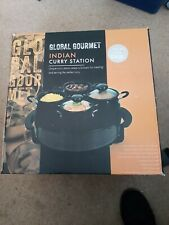 Global Goumet Indian Curry Station - brand new in box