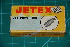 Jetex 50 motor