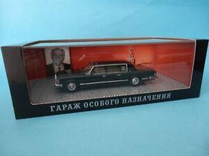 ZIL 41052 - PRESIDENTIAL CAR URSS - MIJAIL GORVACHOV - RARE  1/43 NEW DIP GON052