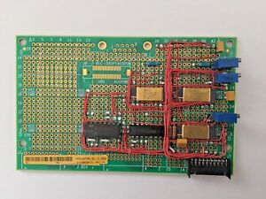 Circuit Card MA316736.01.2.268 from a CAE Lynx Helicopter Flight Simulator