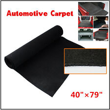 Top Quality 40''x79'' Car Speaker Box Interior Floor Carpet Heatproof Mat Liner