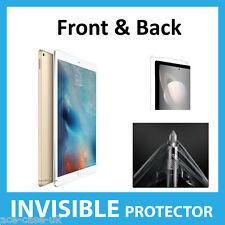 """Apple iPad Pro 12.9"""" invisible escudo protector de pantalla piel completa delantera y trasera"""