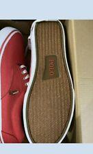 POLO RALPH LAUREN Men's Thorton Sneaker, size 10D - color Salmon