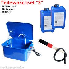 Teilewaschgerät Waschtisch Teilereiniger  Waschgerät 26 Liter >>>  Komplettset