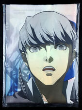 Persona 4 Arena Ultimax Yu Narukami & Izanagi B2 Cloth Poster Animate Limited