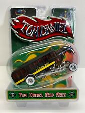 Toy Zone 1:43 Scale Tom Daniel Rad Ratz S'Cool Bus Mint Sealed Diecast No Reserv