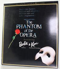 Mattel - Barbie Doll - 1998 The Phantom of the Opera Barbie & Ken Set *NM Box*
