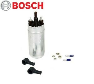 For Alfa Romeo BMW Fiat Jaguar VW Peugeot Electric Fuel Pump 2.5L BOSCH 69414