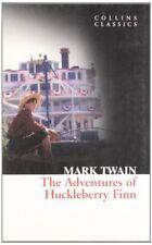 The Adventures Of Huckleberry Finn (Collins Classics),Mark Twain