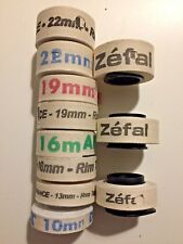 Rim Tape: Fabric, adhesive for bicycle wheels - Velox