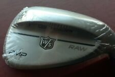 NEW Wilson Staff FG Tour PMP, Oil Can Finish, 56 degree wedge kbs hi rev RH