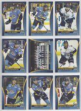 2017-18 Toledo Walleye (ECHL) complete 23 card team set