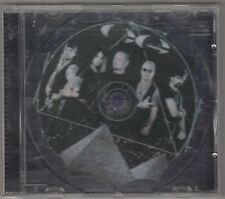 CRIMSON GLORY - war of the worlds CD single shaped