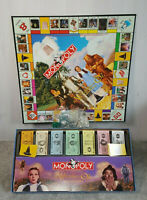 Monopoly The Wizard Of Oz Collector's Edition Board Game (Vintage)