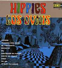 "LOS OVNIS ""HIPPIES"" SHADOKS RE MEX FUZZ PSYCH 1968"
