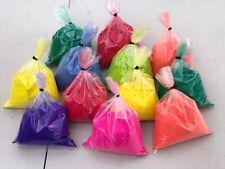 Holi Festival Throwing Powder 10 Colours for 5K Run Marathon Parties