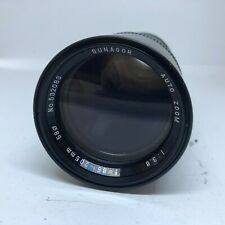 SUNAGOR 75-205mm 3.5 Zoom lens for M42 fit PARTS REPAIR