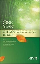 The One Year Chronological Bible [NIV]
