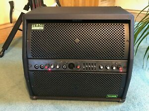 Trace Elliott TA100 Acoustic Guitar Amplifier, UK Built