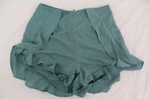 Charlotte Russe sz  m ruffle shorts