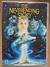THE NEVER ENDING STORY ~ 1984 Wolfgang Petersen Family Fantasy Classic | UK DVD