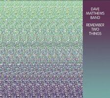Remember Two Things [Bonus Tracks] [Slipcase] by Dave Matthews Band (CD, Jun-201