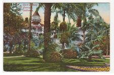 Courtyard Hotel del Coronado San Diego California 1910s postcard
