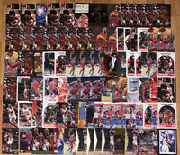 (174) SCOTTIE PIPPEN BASKETBALL CARD LOT MIXED YEARS MUST SEE!!