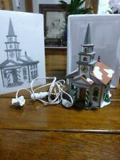 Dept 56 New England Village Series Arlington Falls Church 5651-0