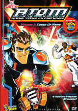 DVD A.T.O.M. Vol 1 One Touch of Payne ATOM Alpha Teens on Machines NEW SEALED