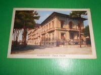 Cartolina Viareggio - Piazza Puccini 1933.