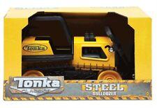 Tonka Steel Classics Bulldozer Vehicle Toy - 92961