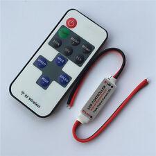 DC 5V-24V 11keys RF Wireless Controller Dimmer For 3528 5630 5050 8520 LED Strip