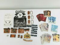HERO QUEST FURNITURE-Dice-Cards bundle 1989 MB GAME SPARES