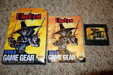 Chakan (Sega Game Gear) Complete in Box