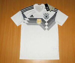 NEW Deutschland GERMANY 2018 2019 trikot Home shirt jersey Football S Soccer