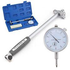 50-160mm Cylinder Bore Gauge Dial Test Indicator Internal Micrometer Set 0.01mm