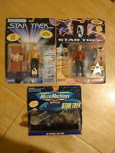 Star Trek Figure Bundle