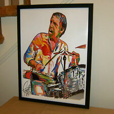 Buddy Rich, Drummer, Drums, Percussion Jazz, Big Band, Bop, 18x24 POSTER w/COA 1