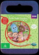 IN THE NIGHT GARDEN - ALL TOGETHER (DVD, 2011) LIKE NEW - QUALITY ABC PRODUCT