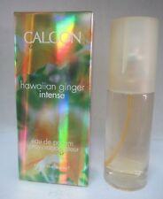 Hawaiian Ginger Intense By Calgon Eau De Parfum Spray 1.5 Fl oz Read Descr. RARE