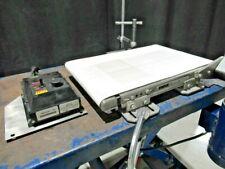 "Dorner 70303 Series Powered Flat Belt Conveyor 12""W x 18""L (USED TESTED)"