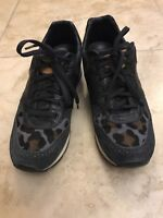 Louis Vuitton Men S81/2 Sneakers Mixed leather,croc,pony, was $2.5K asking 525
