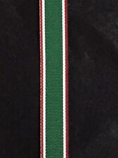 Operational Service Medal – Sudan, Miniature Ribbon, 12 inches