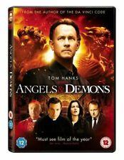 Angels & Demons Tom Hanks (DVD, 2009)