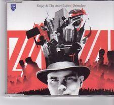 (FR688) Emjay & The Atari Babies, Stimulate - 2006 CD