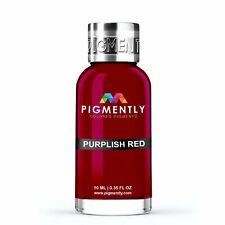 Purple Red Liquid Epoxy Pigment Resin Dye | Premium Pigmently Colors